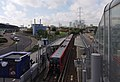 Royal Victoria DLR station MMB 03 117.jpg