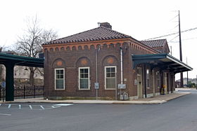 Royersford Station 1931.jpg