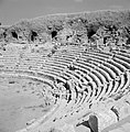 Ruïne van een theater uit de Romeinse tijd, Bestanddeelnr 255-2597.jpg