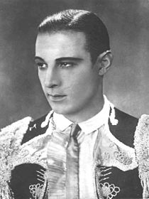 rudolph valentino and valentine's day