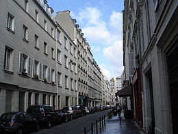 Image illustrative de l'article Rue Saint-Sabin