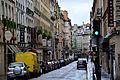 Rue de l'Arcade, Paris 29 June 2014.jpg