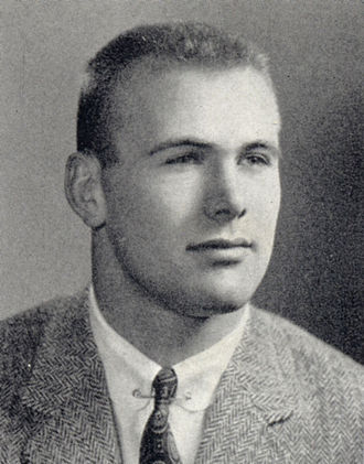 Donald Rumsfeld - Rumsfeld's 1954 yearbook portrait from Princeton
