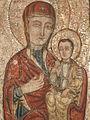 Rumunia, Desesti, wnętrze malowanej cerkwi - DSCF7154.jpg