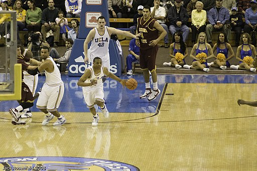 Russell Westbrook fast break vs Arizona State 2008