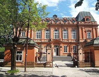 University of Montenegro - Faculty of Fine Arts, Cetinje