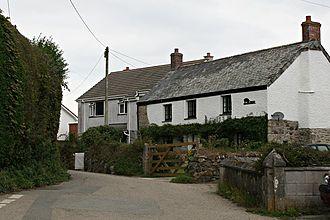 Ruthvoes - Cottages in Ruthvoes village