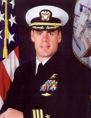 Ryan Zinke - Zinke during his service in the U.S. Navy