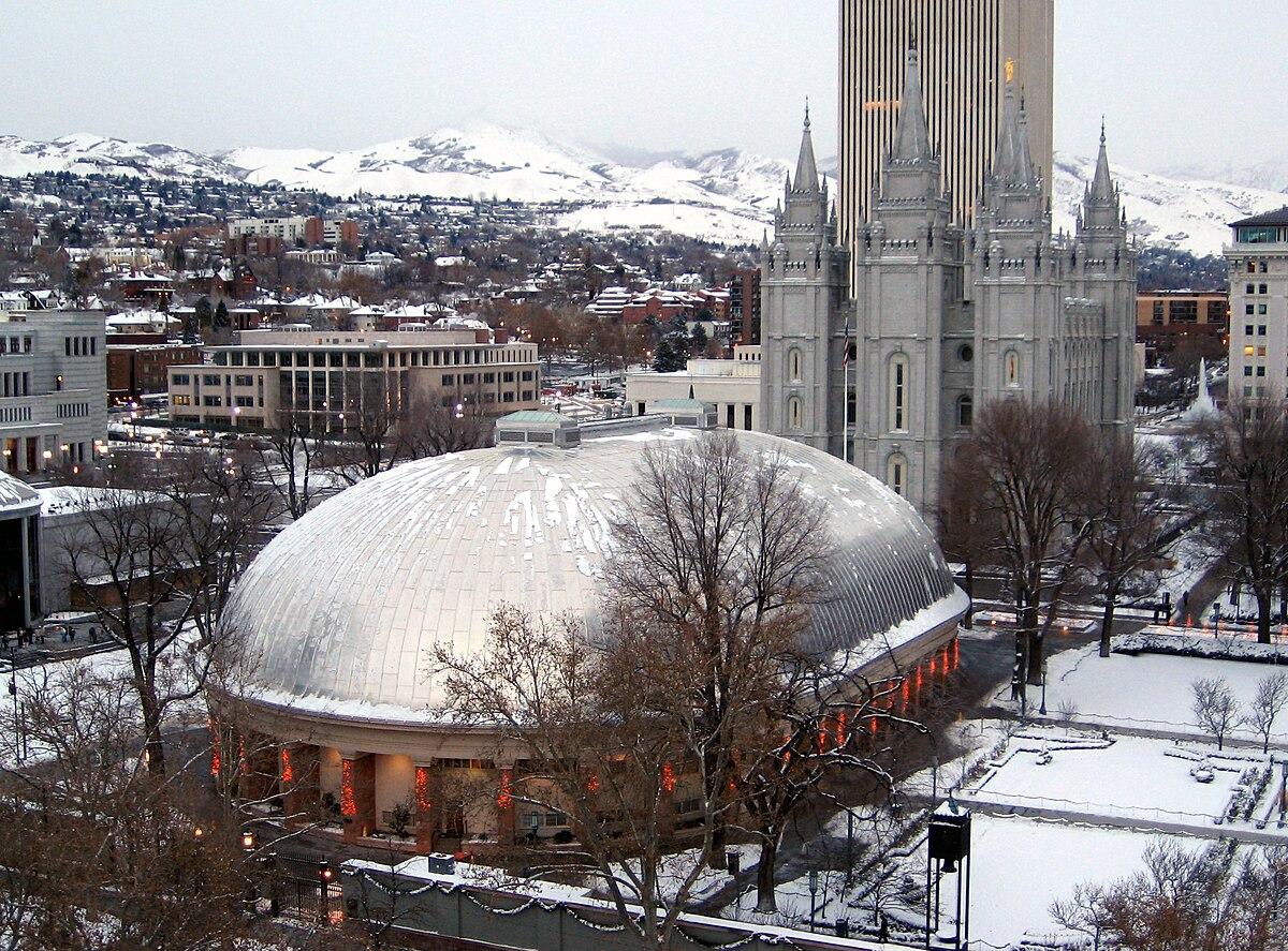 Snow In Salt Lake City Utah