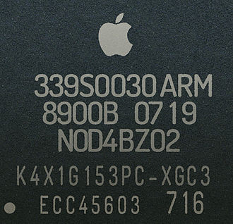 Apple-designed processors - Image: S5L8900