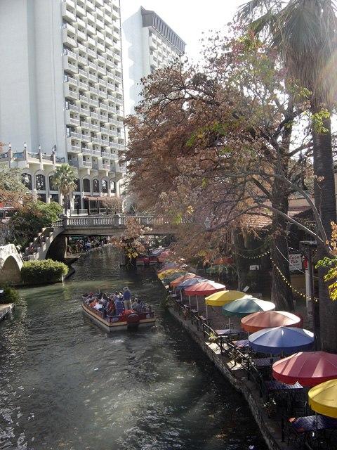 SA hotel view