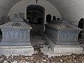SEM KIRKE Tønsberg, Norway. Kveldslys Ved Jarlsberg hovedgård Wedelske gravkapell (Medieval church, Lutheran, Grave chapelCrypt) 2021-05-29 IMG 1059.jpg