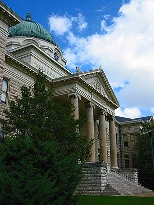 Southeast Missouri State University - Academic Hall