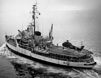 Wind-class icebreaker - USCGC Westwind