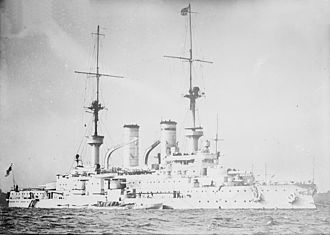 SMS Wittelsbach - Wittelsbach sometime before 1914