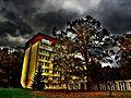 SOŠ Blatná - domov mládeže - panoramio (1).jpg