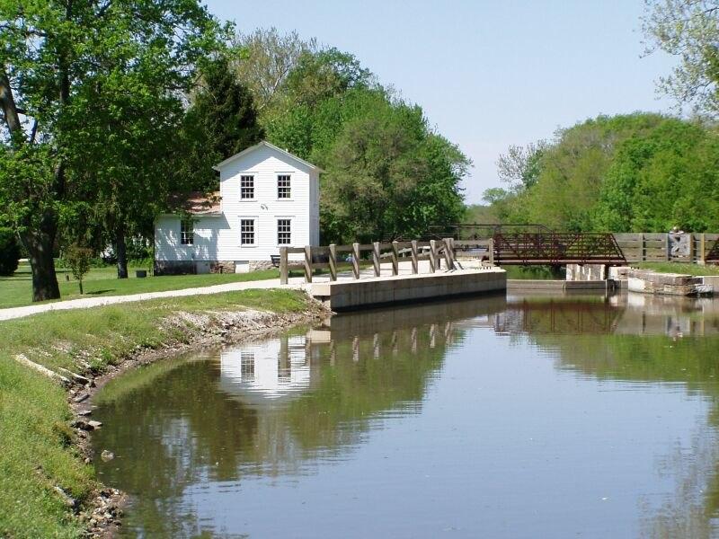 SR Locktender house AuSable Aqueduct