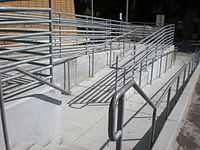 SSF Main Library wheelchair ramp 1.JPG