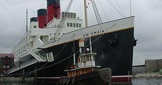 SS Columbia (Tokyo DisneySea)