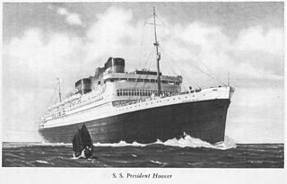SS <i>President Hoover</i>