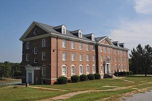 Saint Paul's College (Virginia) - Image: ST. PAUL'S COLLEGE, BRUNSWICK COUNTY, VA
