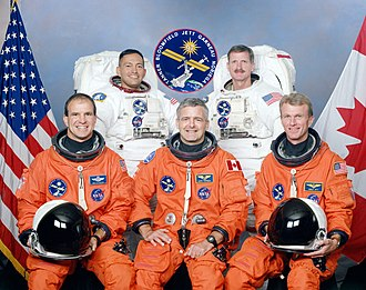 STS-97 - Image: STS 97 crew