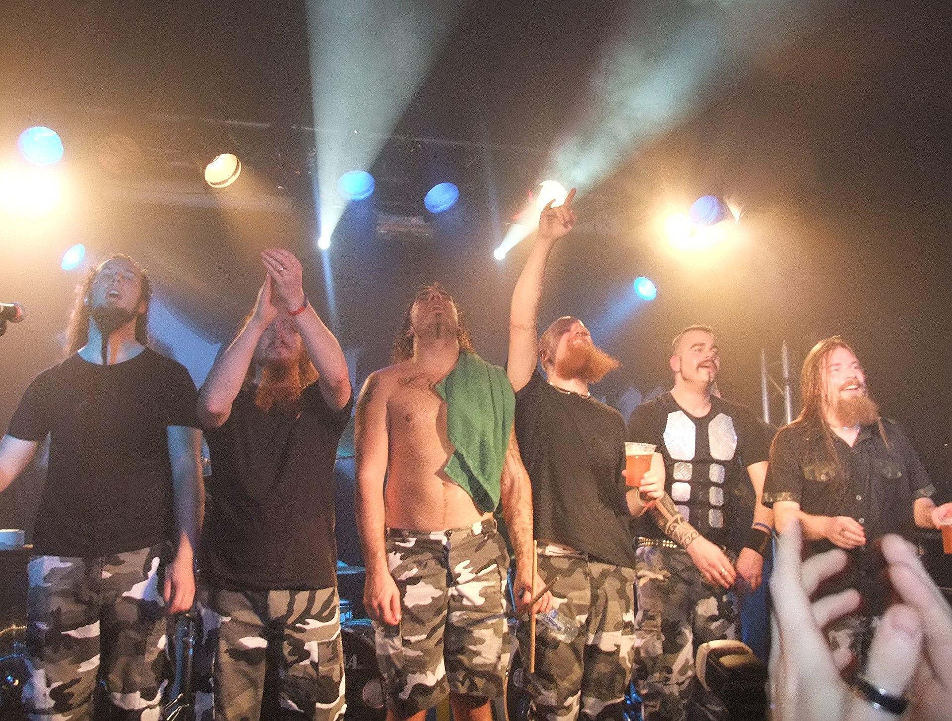 sabaton band wikipedia