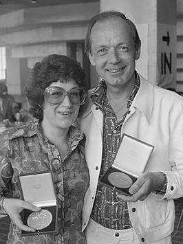 Sacha Bulthuis en Siem Vroom (1974)
