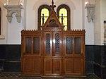 Sacred Heart Church. Confessional II. - Budapest District VIII.JPG