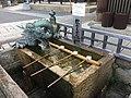 Sacred water at Kiyomizu-dera.jpg