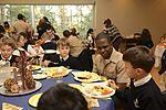 Sailors visit elementary school for Thanksgiving meal 151119-N-EX237-073.jpg