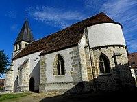 Saint-Civran (36) Église Saint-Cyprien 01.JPG