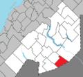Saint-Jean-de-la-Lande Quebec location diagram.png