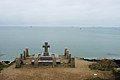 Saint-Malo (France), grave of Chateaubriand.jpg