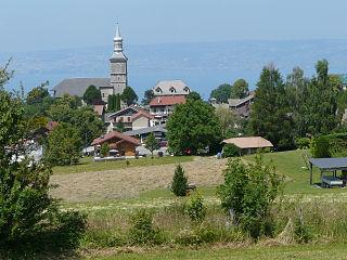 Saint-Paul-en-Chablais Commune in Auvergne-Rhône-Alpes, France