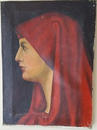 Francis Alÿs - Image: Saint Fabiola After J J Henner