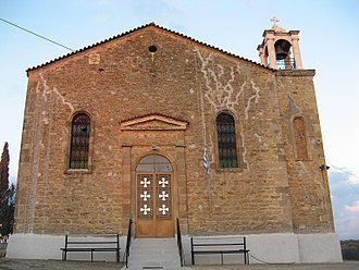 Koliri - Saint Nicolas Church