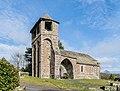 Saint Roch church in Albinhac 03.jpg