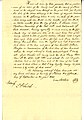 Sale of slave at auction from the Estate of Auguste Chouteau to Henry Chouteau, signed Cerre Chouteau and T.F. Smith, September 17, 1830.jpg