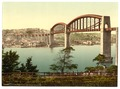 Saltash Bridge, Plymouth, England-LCCN2002708049.tif