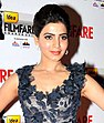 Samantha Ruth Prabhu at 60th South Filmfare Awards 2013.jpg