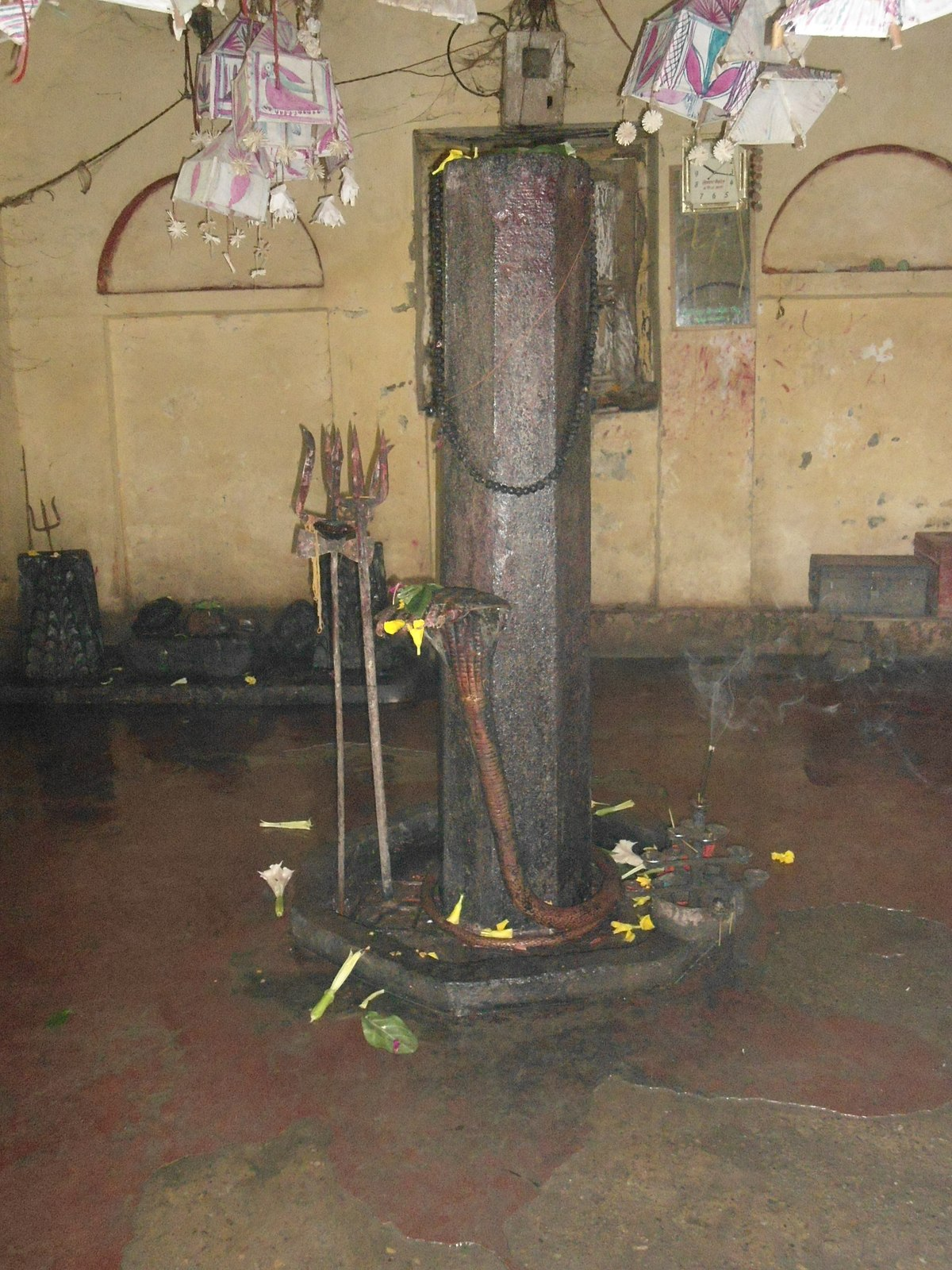 shambhunath temple