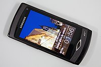 Image illustrative de l'article Samsung Wave S8500