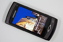 Samsung Wave S8500 - Wikipedia
