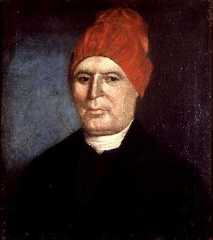 Samuel Hopkins (theologian) - Image: Samuel Hopkins Clergyman