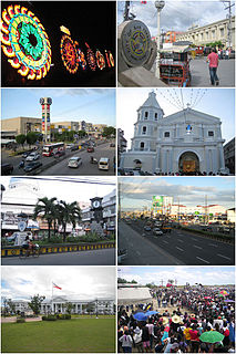 San Fernando, Pampanga Component city in Central Luzon, Philippines