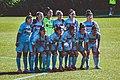 San lorenzo rosario central futbol femenino titi nicola 04.jpg