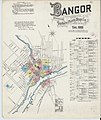 Sanborn Fire Insurance Map from Bangor, Penobscot County, Maine. LOC sanborn03427 002-1.jpg
