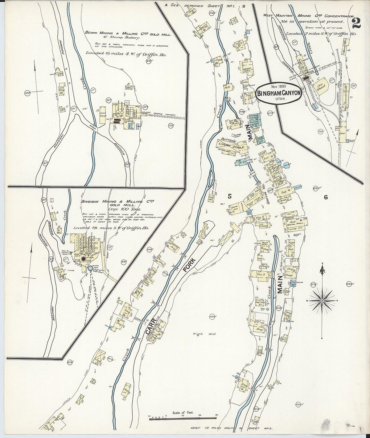 File:Sanborn Fire Insurance Map From Bingham Canyon, Salt