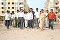Sandeep Naik, Survey of area.jpg